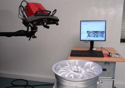 Sodeintec | Digitalización 3D