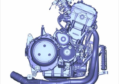 Sodeintec | Digitalizado Motor 3D